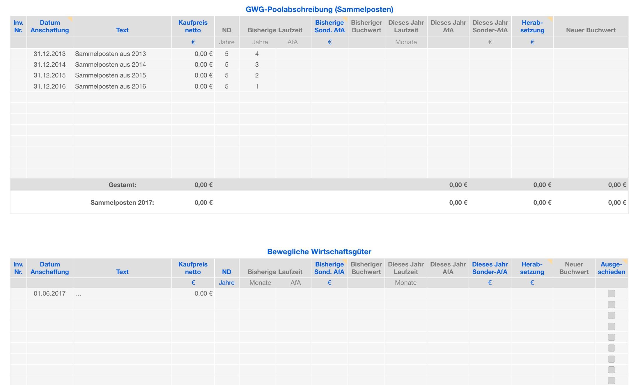 Beste Mwst Tabellenkalkulationsvorlage Bilder ...